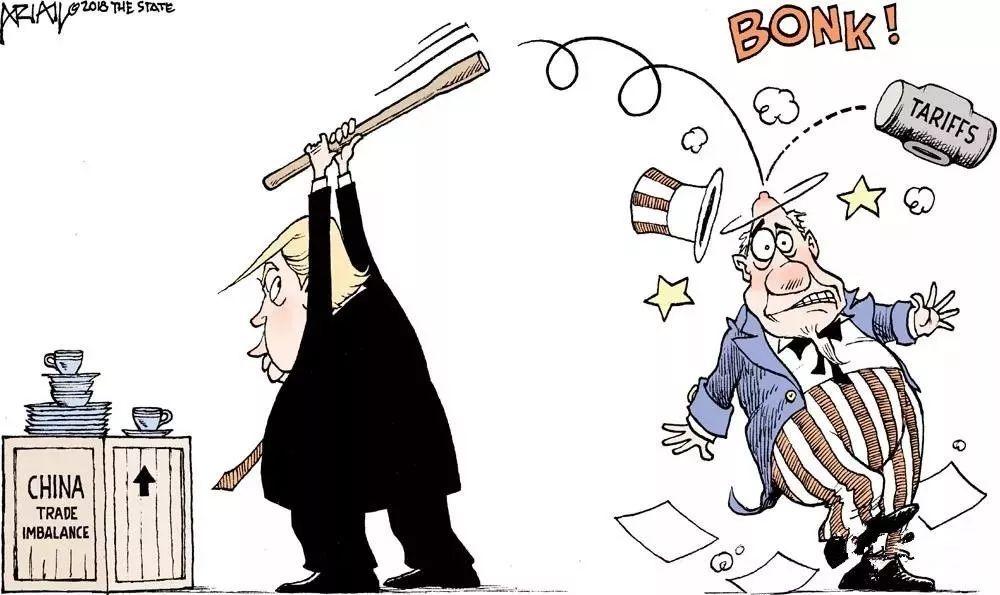 《美国挑起贸易战的实质是什么?这篇文章说透了》