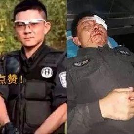现实中的警察勇猛吗?